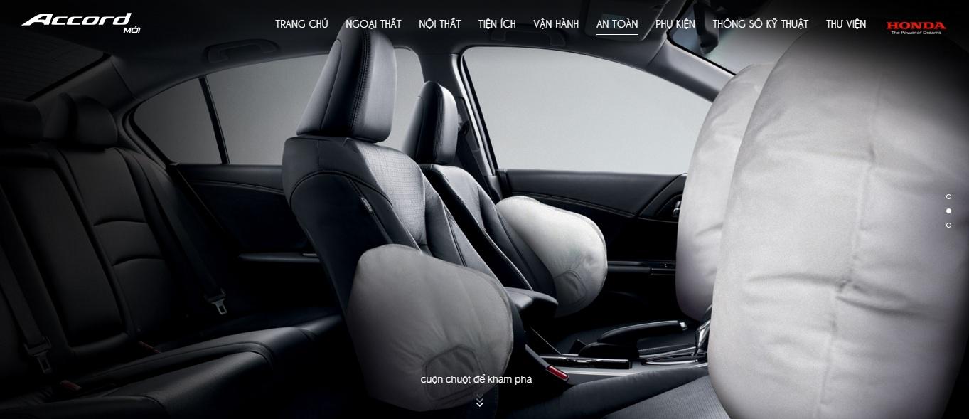 Đánh giá xe Honda Accord 2016 phiên bản mới
