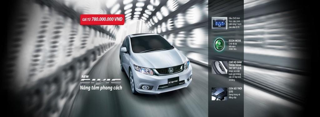 Ôtô Honda an toàn vượt trội