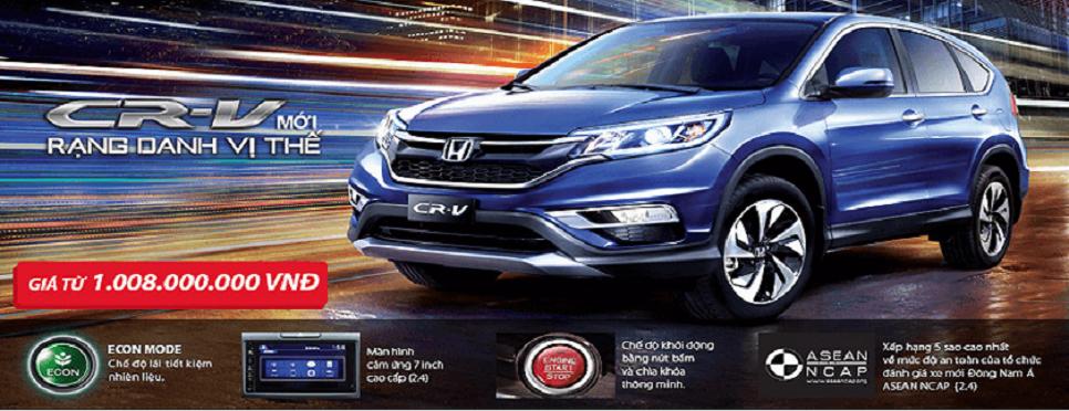 Honda Ôtô Vũng Tàu