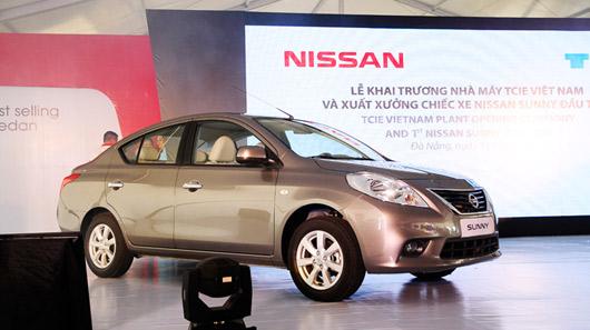 Nissan Sunny huyền thoại có mặt tại Việt Nam
