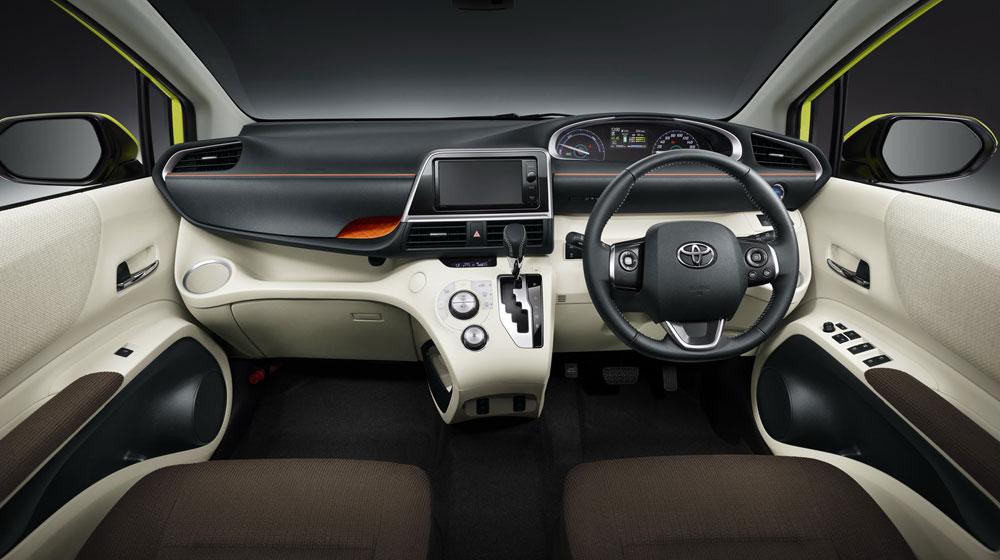 Xe Toyota Sienta