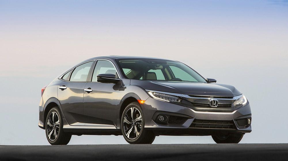 Honda Civic 2016 - xe đạt tiêu chuẩn an toàn cao