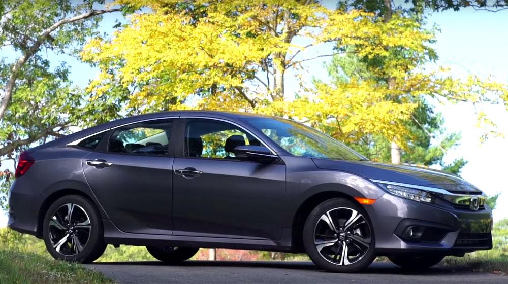 Honda Civic 2016 là mẫu xe đáng để mua