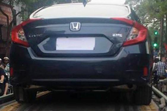 Honda Civic thế hệ thứ 10 về Việt Nam