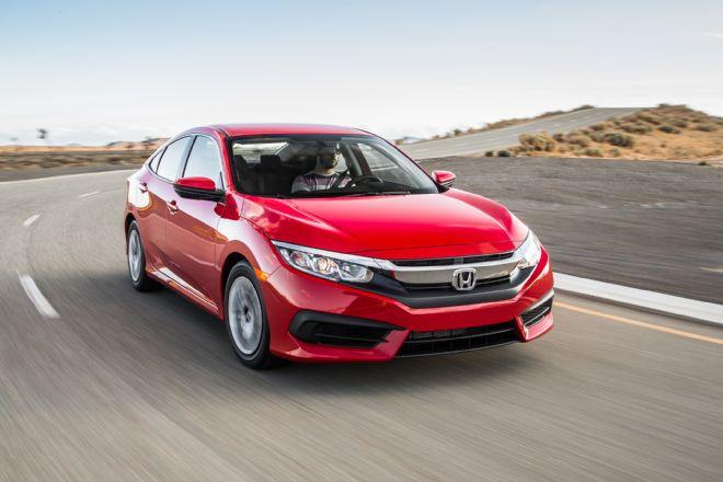 Honda là hãng sản xuất xe đáng tin cậy nhất