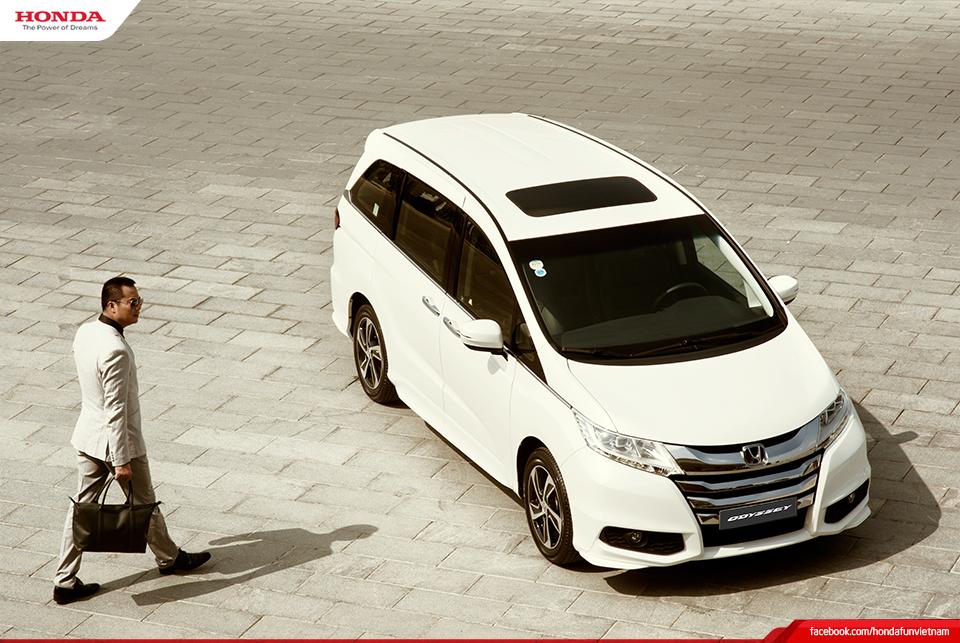 Tư vấn mua xe Honda theo nhu cầu sử dụng