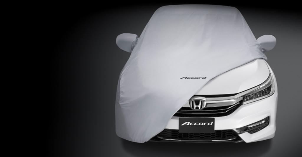 Phụ kiện chính hãng xe Honda Accord 2016