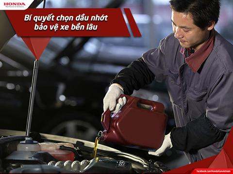 Bí quyết chọn dầu nhớt bảo vệ xe bền lâu