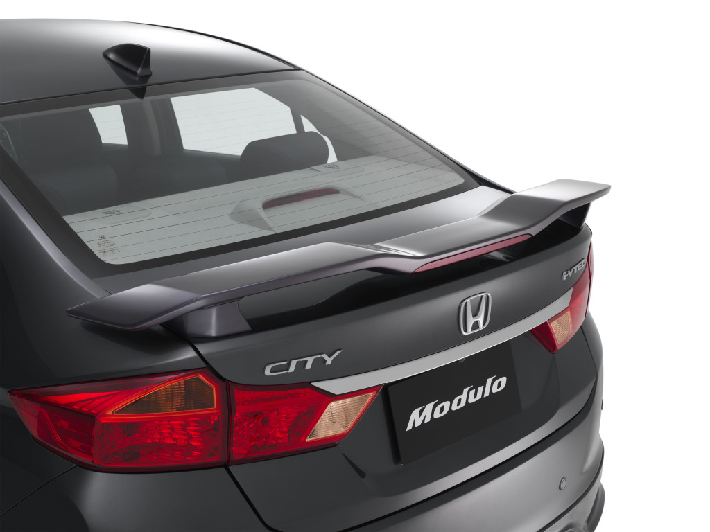 Honda City Modulo 2016