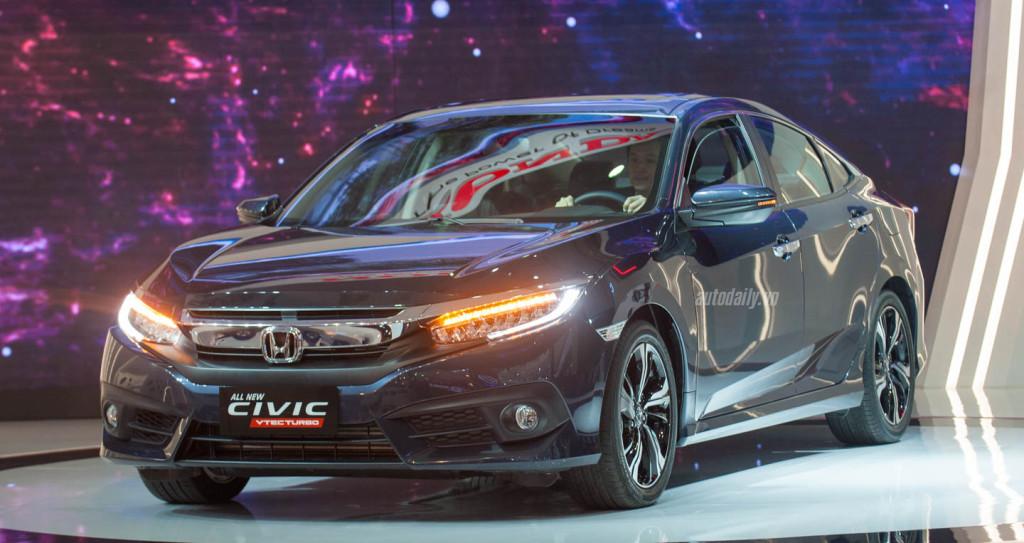 Ra mắt Honda Civic thế hệ mới