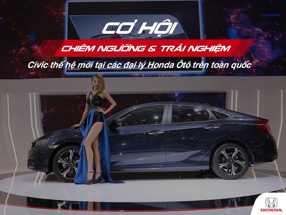 Honda lọt top 3 gian hàng ấn tượng nhất tại Motor Show 2016