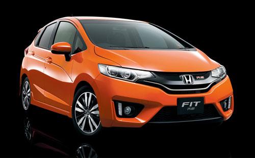 Giá xe Honda Jazz thế hệ mới