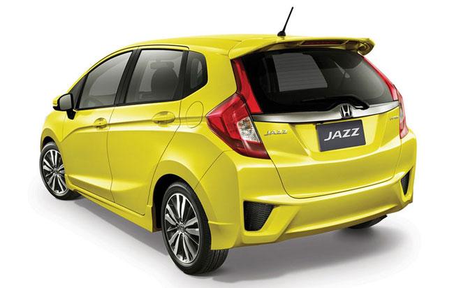 Honda Jazz thế hệ mới ra mắt Đông Nam Á
