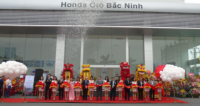 Đại lý Honda Ôtô Bắc Ninh