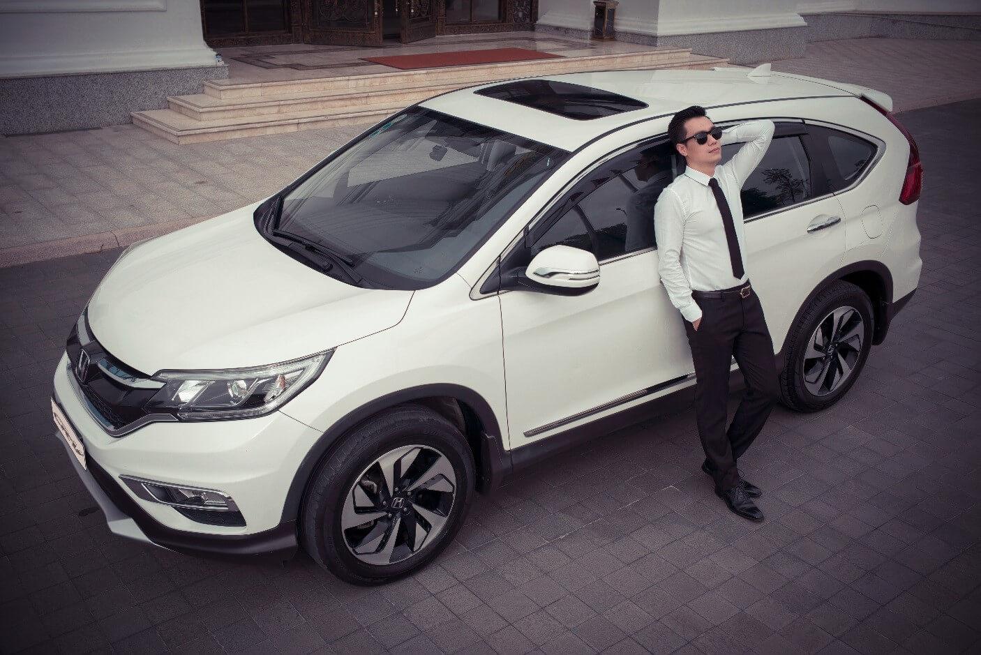 Honda khuyến mại cho khách hàng mua Honda CR-V và Honda Accord