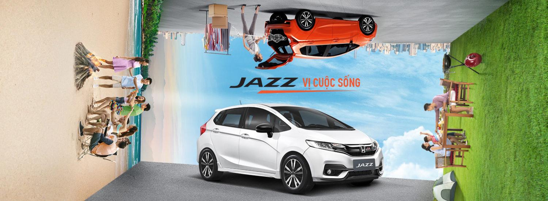 Giá xe Honda Jazz 2017 mới